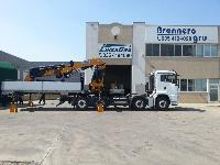 MAN TGS 35.540  EFFER 685/6S+JIB 6S